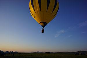 モンゴル4〜6日間  大草原で乗馬・熱気球