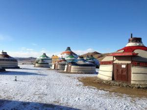 チンギスハーン村